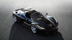 Ferrari LaFerrari Spider โฉบเฉี่ยวด้วยรูปลักษณ์ที่สง่างาม