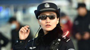 สุดล้ำ!! ตำรวจจีนใช้แว่นไฮเทคตรวจจับใบหน้าผู้ต้องสงสัย