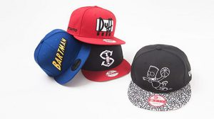New Era ชวนช้อปหมวกสุดฮิปกับคอลเลคชั่นใหม่ล่าสุด The Simpsons Collection