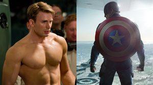 ออกกำลังกายแบบ Captain America แค่ 1 เดือนยังเห็นผลชัดเจน
