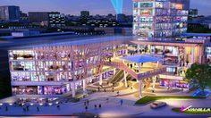 วนิลา มูน สีสันความสุขใหม่ ในรูปแบบของ Creativity Mall แห่งแรกในไทย
