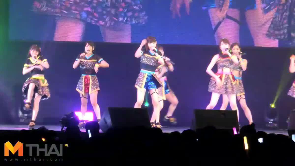 NMB48 โชว์เพลง KITAGAWA KENJI ในเมืองไทย สุดสดใสคาวาอี้!