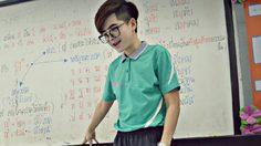 ใจเต้นโครมคราม! เมื่อเจอครูแคช สาวหล่อสอนภาษาไทย