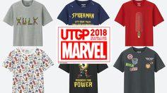 Uniqlo UT x Marvel คอลเลคชั่นสุดเอ็กซ์คลูซีฟสำหรับสาวกซูเปอร์ฮีโร่ตัวจริง