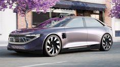 เผยโฉม Byton K-Byte Concept รถยนต์ไฟฟ้าต้นแบบ ที่เซี่ยงไฮ้