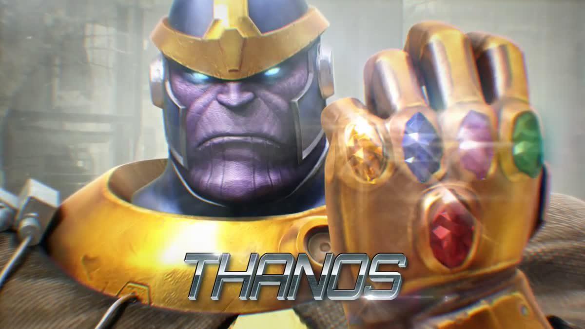 [MARVEL Future Fight] ทานอส สุดยอดวายร้ายผู้มาพร้อม Infinity Gauntlet!