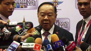 พล.อ.ประวิตร ปฏิเสธให้การสนับสนุนตั้งพรรคพลังชาติไทย