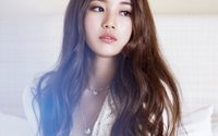 Bae Suzy ซูจี ถ่ายแบบ ไอดอลสาวจาก Miss A ดอกไม้แห่งชาติของเกาหลี