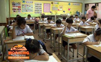 สทศ.ประเดิมสอบอัตนัยภาษาไทย ป.6