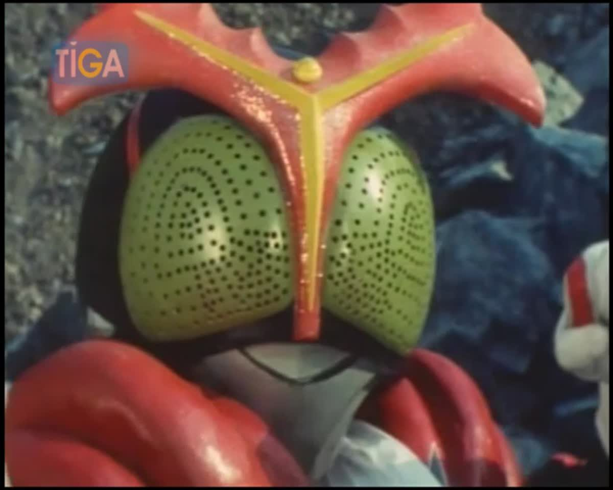 Masked Rider Stronger ตอนที่ 29-3