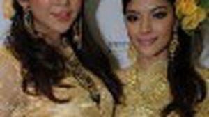 ลิเดีย – ริท เดอะสตาร์ ควงกันแต่งชุดไทยรับวันสงกรานต์