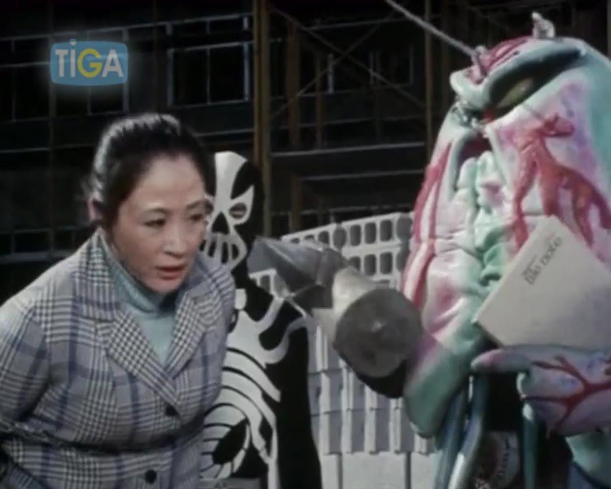 Masked Rider V3 ตอนที่ 6-3