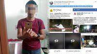 ชาวเน็ตถล่ม FB มือฆ่าหั่นศพสาว หลังโพสต์แบบไม่สะทกสะท้าน