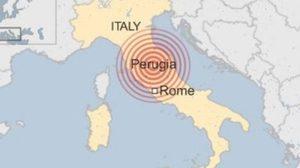 ระทึก!! แผ่นดินไหวอิตาลี 6.2 แมกนิจูด แรงสั่นรับรู้ถึงกรุงโรม