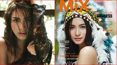 มิว นิษฐา MiX หอมหวาน ด้วยเสน่ห์ของนางเอกสาวสวย