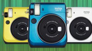 เซลฟี่ได้ภาพทันใจ กับ Fujifilm's Instax Mini 70 รุ่นใหม่ ถ่ายง่ายขึ้น