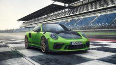การปรากฎตัวครั้งแรกในโลกของ Porsche 911 รุ่นเครื่องยนต์ไร้ระบบอัดอากาศที่ทรงพลังที่สุด