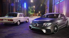 ชม 40 ปีของวิวัฒนาการจาก Mercedes E-Class W213 จากอดีตสู่ปัจจุบัน