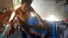 วอนช่วย 2 ตายาย สงขลา ป่วยมะเร็งยากจนไร้คนดูแล