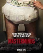 Masterminds ปล้นวายป่วง