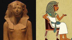 เธอคนนี้ครองอียิปต์ก่อนคลีโอพัตรา แต่ถูกลบจากหน้าประวัติศาสตร์