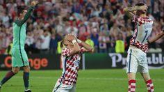ผลบอล : หวิดดวลเป้า! กวาเรสม่า ฮีโร่โขกต่อเวลา โปรตุเกส ดับ โครเอเชีย ลิ่ว8ทีม ยูโร2016
