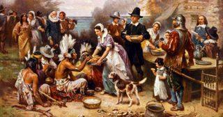 Happy Thanksgiving Day ! เผยประวัติวันขอบคุณพระเจ้า Thanks ใคร Thanks ทำไม ที่นี่มีคำตอบ !