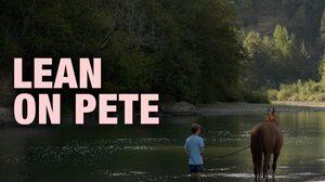 เด็กหนุ่มและม้าจะออกเดินทางไปด้วยกัน ในตัวอย่างแรก Lean on Pete