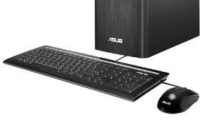 Asus K31 เดสก์ท็อปสำหรับงานทั่วไป ดีไซน์ทันสมัย ลงตัวกับทุกการจัดวาง