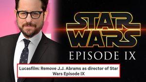 แฟนล่ารายชื่อเรียกร้องปลด เจ.เจ. อับรามส์ ออกจาก Star Wars: Episode IX