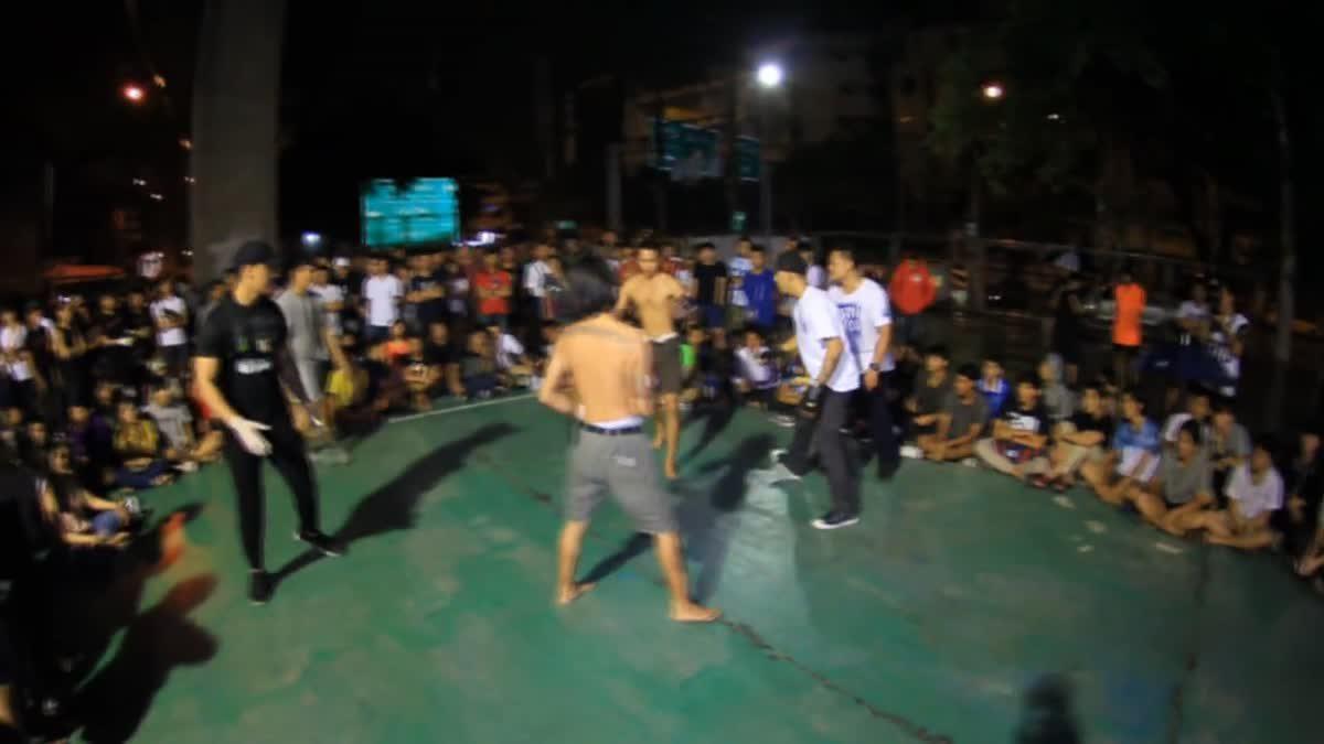 Fight Club Thailand อานนท์ x ริค คู่ที่ 60