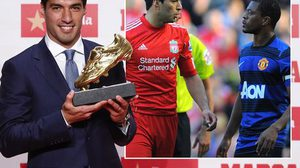 luis-suarez-golden-boot-trophy-clashing-with-patrice-evra-main
