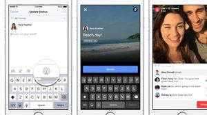 Facebook Live เพิ่มฟีเจอร์ ต้อนรับกระแสคนใช้วิดีโอ ถ่ายทอดสด