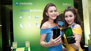 Motorola เปิดตัว moto g6 plus และ moto g6 กล้องหลังคู่ จอเต็มไร้รอยบากดีไซน์สวยหรู
