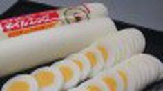 ไข่ต้มหลอด (Japanese Long Egg) ไข่ต้มสำเร็จรูปสุดแหวกแนว