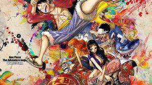 มาทำความรู้จักตัวละครการ์ตูนจากเรื่อง One Piece กันเถอะ!
