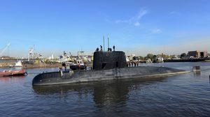 พบสัญญาณผ่านดาวเทียมหลัง'เรือดำน้ำอาร์เจนตินา'สูญหายพร้อมลูกเรือ 44 ชีวิต