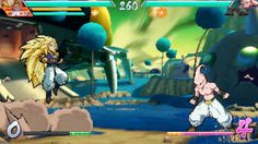 Dragon Ball FighterZ ที่ Setting แบบต่ำสุด ได้อารมณ์ Retro มาก!