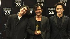 'แมทนิแมร์' สุดเจ๋ง!!! คว้า 2 รางวัล ในงาน 'สีสัน อะวอร์ด' ประจำปี 2559