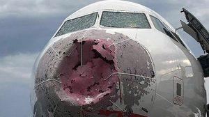 เครืื่องบิน, พายุลูกเห็บ, ข่าวสดวันนี้
