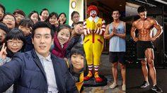 คุณครูสุดหล่อจากเกาหลี โสดและฮ็อตมากๆ และที่สำคัญตอนนี้เขาอยู่ไทย