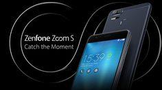 เปิดตัว ZenFone Zoom S กล้องหลังเลนส์คู่ RAM 4GB และแบตเตอรี่ 5000mAh