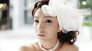 ทรงผมเจ้าสาว สไตล์เกาหลี แสนสวย