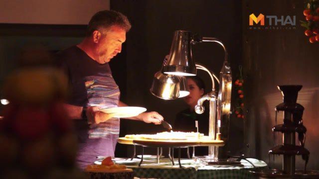 รีวิวอาหารอิตาเลี่ยนที่ Grappino โรงแรม Amari Watergate