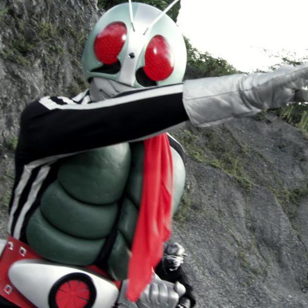Masked Rider V1 - V2