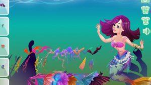 เกมส์แต่งตัวนางเงือก Mystical Mermaid Dress up
