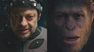 ไม่เห็นหน้าไม่เป็นไร แต่ตั้งใจแสดงสุดฝีมือ!! แอนดี เซอร์กิส อินเนอร์มาเต็มในคลิปเบื้องหลังซีจี War for the Planet of the Apes