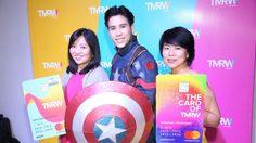 เจษ ร่วมกิจกรรม TMRW ชวนเหล่าคนดังสาวกฮีโร่มาร์เวล ชมภาพยนตร์ Avengers : Endgame ก่อนใคร