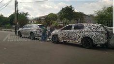 หลุด! Daihatsu Terios 2018 วิ่งทดสอบสมรรถนะแล้ว