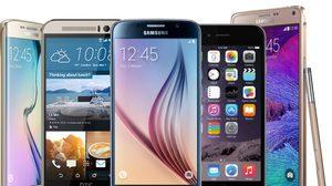 รวม 10 สุดยอดสมาร์ทโฟนแห่งปี 2015